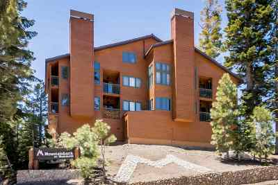 Mammoth Lakes Condo/Townhouse For Sale: 435 Lakeview Blvd #83