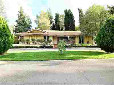 Bishop Single Family Home For Sale: 3664 Brookside Drive