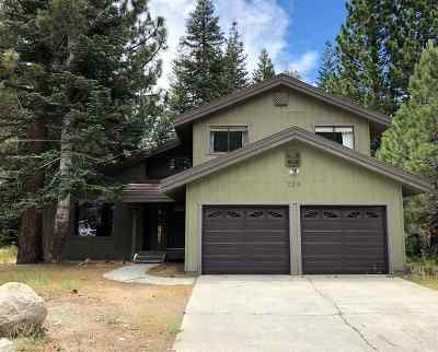 Mammoth Lakes Single Family Home For Sale: 224 Crystal Lane