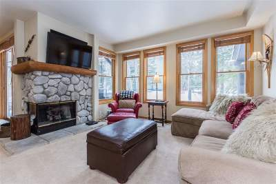 Mammoth Lakes CA Condo/Townhouse For Sale: $475,000