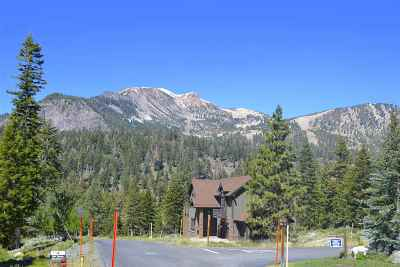 Mammoth Lakes Residential Lots & Land Active-Price Chg: 165 Le Verne Street