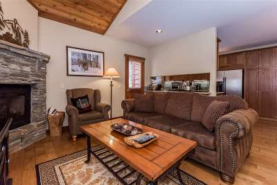 Mammoth Lakes CA Condo/Townhouse For Sale: $985,000