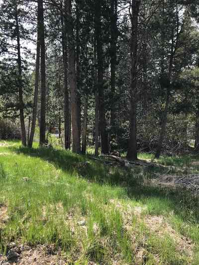 June Lake Residential Lots & Land Active-Price Chg: 17 Shadow Pines Road