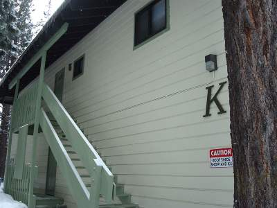 Mammoth Lakes Condo/Townhouse Active Under Contract: 2289 Sierra Nevada Rd. #k13