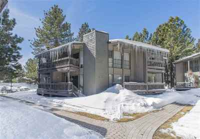 Mammoth Lakes CA Condo/Townhouse For Sale: $349,900