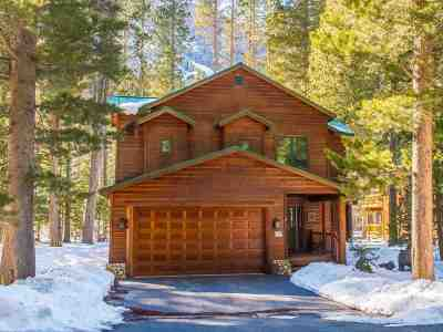 June Lake Single Family Home For Sale: 147 Dream Mountain Drive