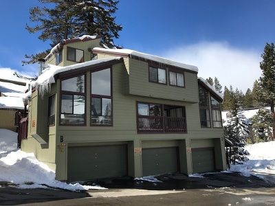 Mammoth Lakes CA Condo/Townhouse For Sale: $415,500