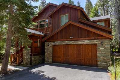 Mammoth Lakes Single Family Home Active-Price Chg: 103 Woodmen Street
