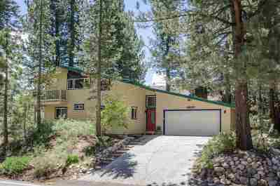 Mammoth Lakes Single Family Home For Sale: 601 Forest Trail