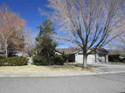 Bishop CA Single Family Home Active Under Contract: $375,000