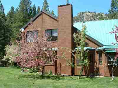June Lake Single Family Home Active-Price Chg: 63 Shadow Pines Road