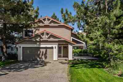 Mammoth Lakes Single Family Home For Sale: 108 Wagon Wheel Road