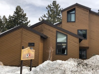 Mammoth Lakes Condo/Townhouse For Sale: 2 Arrowhead #41 Drive