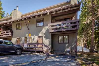 Mammoth Lakes CA Condo/Townhouse Back On Market: $485,000
