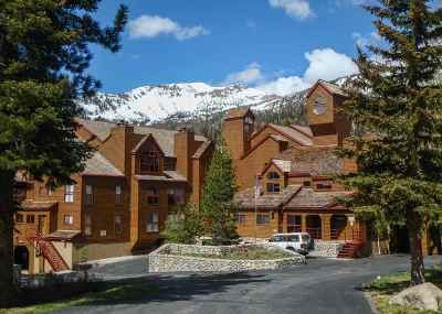 Mammoth Lakes Condo/Townhouse For Sale: 865 Majestic Pines Dr. #306