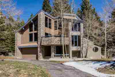 Mammoth Lakes Single Family Home For Sale: 900 Majestic Pines Drive