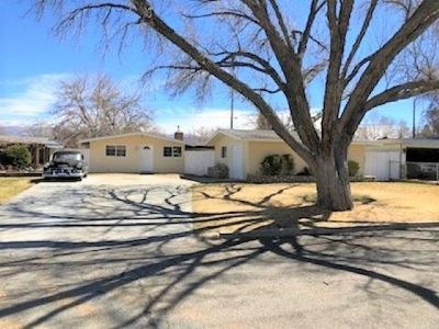 Bishop Single Family Home For Sale: 286 Meadow Lane