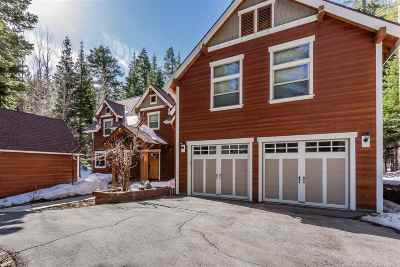 Mammoth Lakes Single Family Home For Sale: 199 Alexander Lane