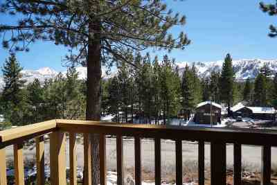 Mammoth Lakes Condo/Townhouse For Sale: 152 Viewpoint Road