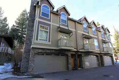 Mammoth Lakes Condo/Townhouse For Sale: 1787 Old Mammoth Rd. #11