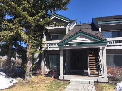 Mammoth Lakes Condo/Townhouse Active Under Contract: 622 Golden Creek Rd