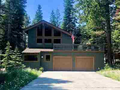 Mammoth Lakes Single Family Home For Sale: 249 St Anton Circle