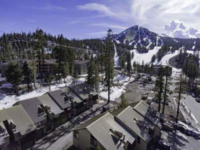 Mammoth Lakes Condo/Townhouse Back On Market: 273 Rainbow Lane