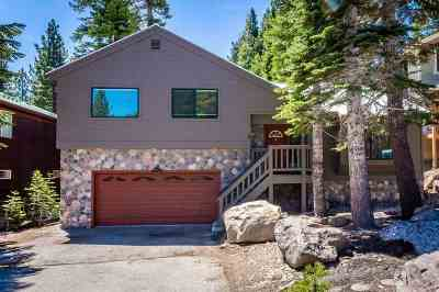 Mammoth Lakes Single Family Home Active-Price Chg: 1686 Majestic Pines Drive