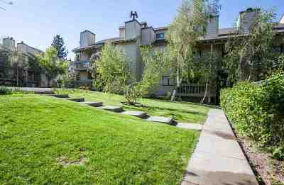 Mammoth Lakes Condo/Townhouse For Sale: 167 Meadow Ln #42