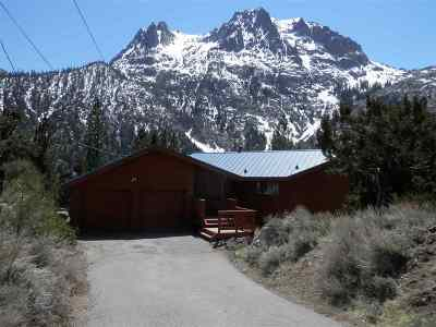June Lake CA Single Family Home For Sale: $849,000