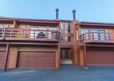 Mammoth Lakes Condo/Townhouse For Sale: 143 Lakeview Boulevard