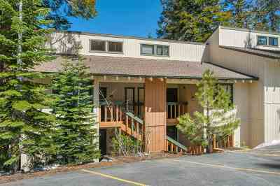 Mammoth Lakes Condo/Townhouse For Sale: 25 Lee Road #141