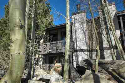 Mammoth Lakes Condo/Townhouse For Sale: 362 Old Mammoth #35 Road