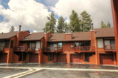 Mammoth Lakes Condo/Townhouse Back On Market: 143 Lakeview
