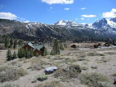 June Lake Residential Lots & Land For Sale: 190 Mountain Vista Drive