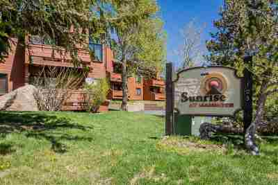 Mammoth Lakes Condo/Townhouse Active Under Contract: 103 Meadow Lane # 8