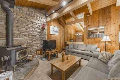 Mammoth Lakes Condo/Townhouse Active Under Contract: 3252 Chateau Road