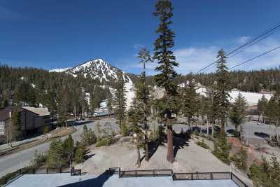 Mammoth Lakes Condo/Townhouse For Sale: 826 Lakeview Boulevard