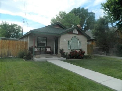 Bishop Single Family Home For Sale: 565 Howard Street
