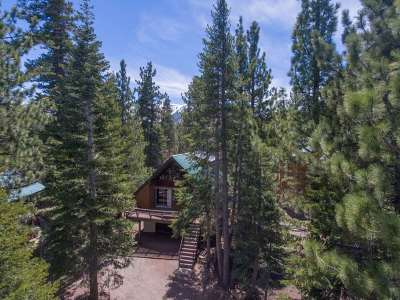 Mammoth Lakes CA Single Family Home Active Under Contract: $650,000