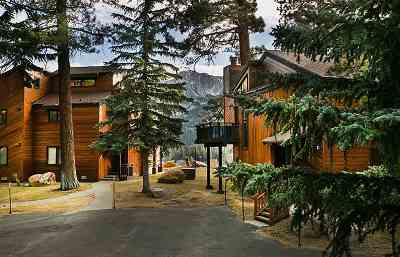 Mammoth Lakes CA Condo/Townhouse For Sale: $395,000