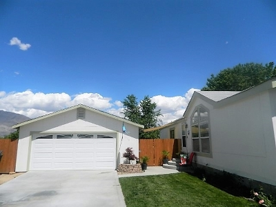 Big Pine, Bishop Single Family Home Active-Price Chg: 115 Olivia Lane