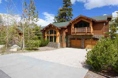 Mammoth Lakes Single Family Home Active-Price Chg: 445 Fir Street