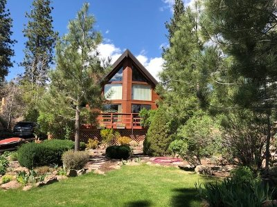 Mammoth Lakes Single Family Home Active-Price Chg: 202 Wheeler View Dr.
