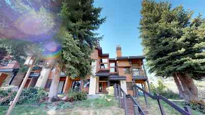Mammoth Lakes CA Condo/Townhouse For Sale: $559,000