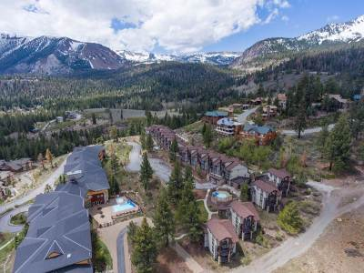 Mammoth Lakes Condo/Townhouse For Sale: 300 Juniper #110 Drive