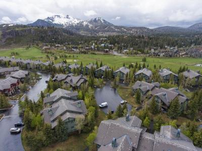 Mammoth Lakes CA Condo/Townhouse For Sale: $459,000
