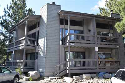 Mammoth Lakes Condo/Townhouse For Sale: 286 Old Mammoth Road #100