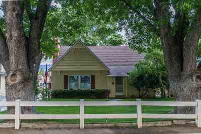 Bishop CA Single Family Home For Sale: $359,900