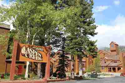 Mammoth Lakes Condo/Townhouse For Sale: 865 Majestic Pines Drive #107
